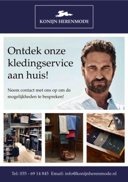 kledingservice aan huis